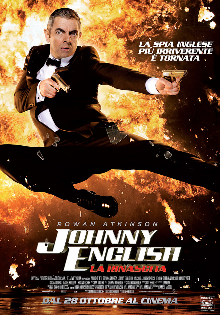 O Retorno de Johnny English
