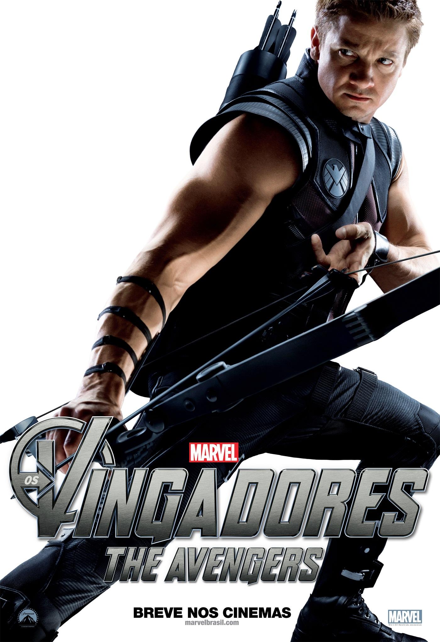 The Avengers: Cartazes Nacionais De 'Os Vingadores: The Avengers'